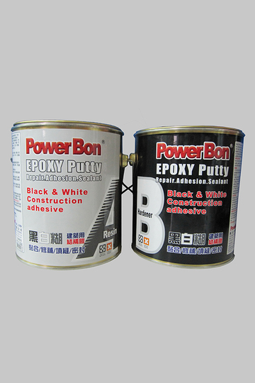 Black & White Construction Adhesives