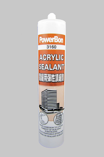 High Flexible Acrylic Sealant