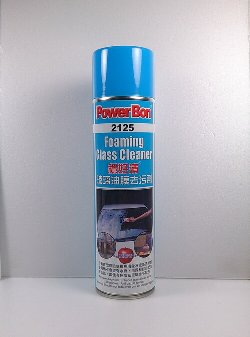 Foaming Glass Cleaner 600ml產品圖