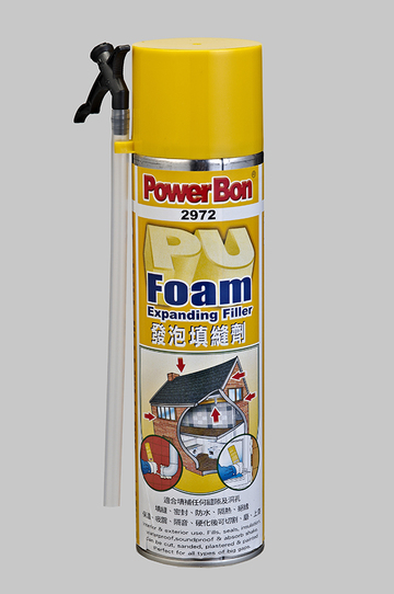 FOAM EXPANDING FILLER 發泡填縫劑  |Consturction Adhesives <br/>建築用膠