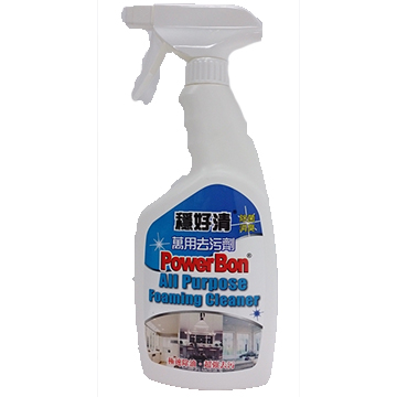 All Purpose Foaming Cleaner示意圖