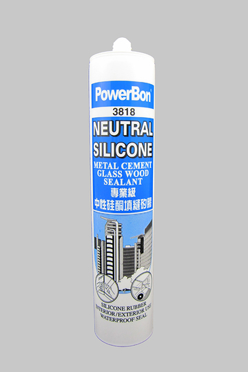 Neutral Silicone Sealant示意圖