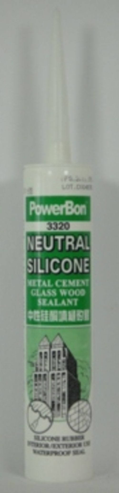 Neutral Silicone Sealant 300ml產品圖