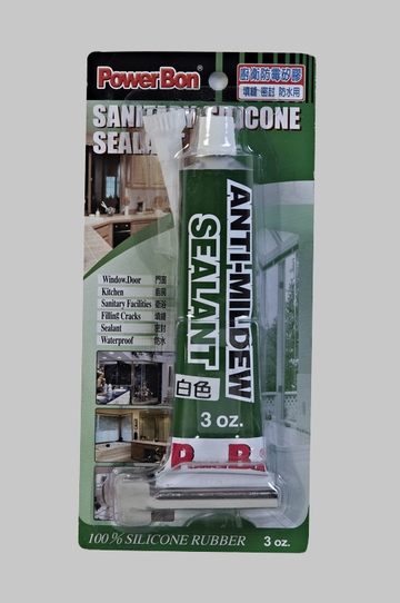 Sanitary Silicone示意圖